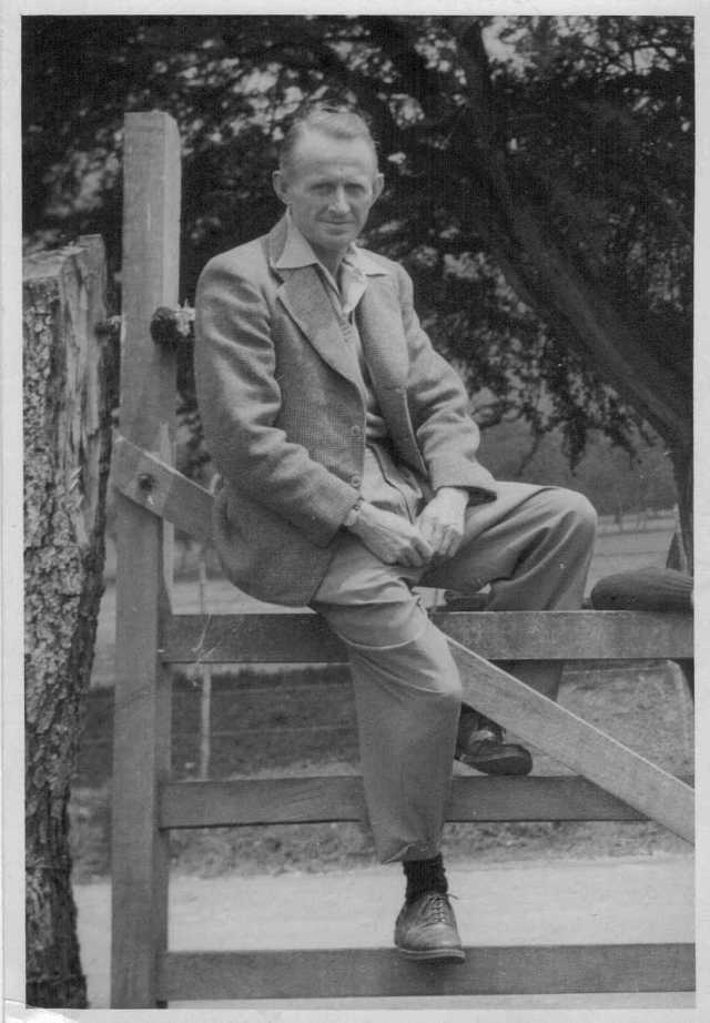 Dr Arthur Gilbertson Hutchison, in whose memory the Hutchison Hut in Coire Etchachan, Cairngorms, was built